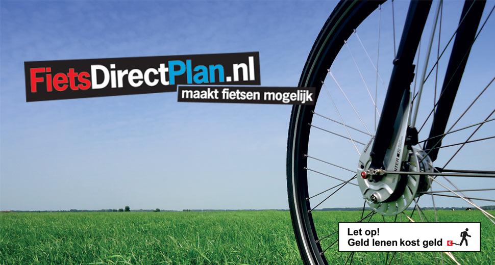 Fiets Direct Plan | Maakt fietsen mogelijk